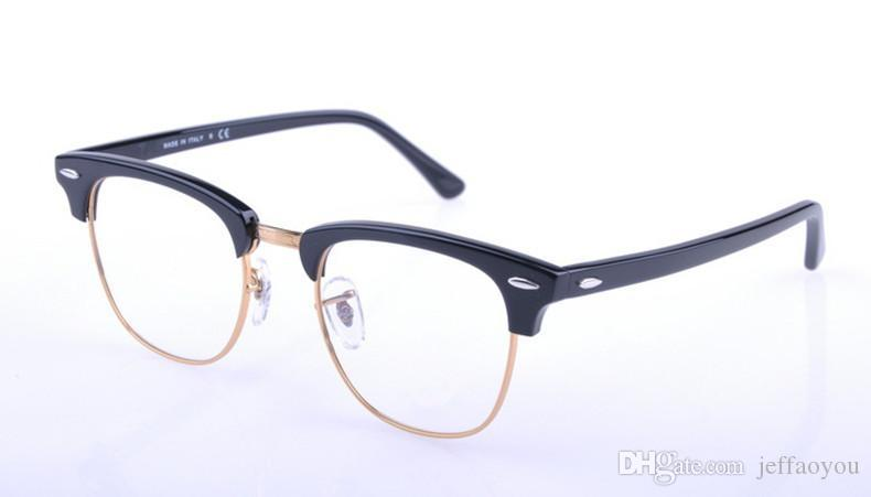 5de3729f895 2019 Hot Men Women Optical Glasses Master Frame Designer Eyeglasses Master  Reading Glasses Prescription Computer Eyewear 49mm 51mm From Jeffaoyou