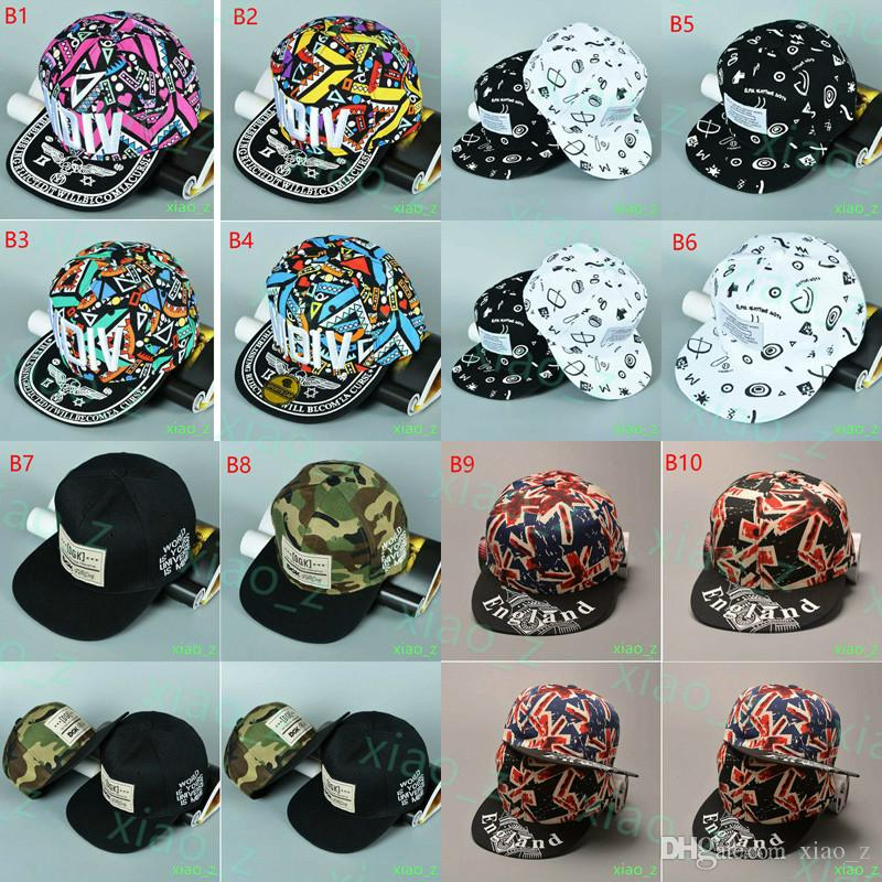 Popular Fashion Graffiti Letter Hip Hop Cap Man And Woman Casual Baseball  Cap Outdoor Sunhat Dome Hat Student Sports Ball Cap Wholesale Ny Caps Ball  Cap ... 30d86d90b5c