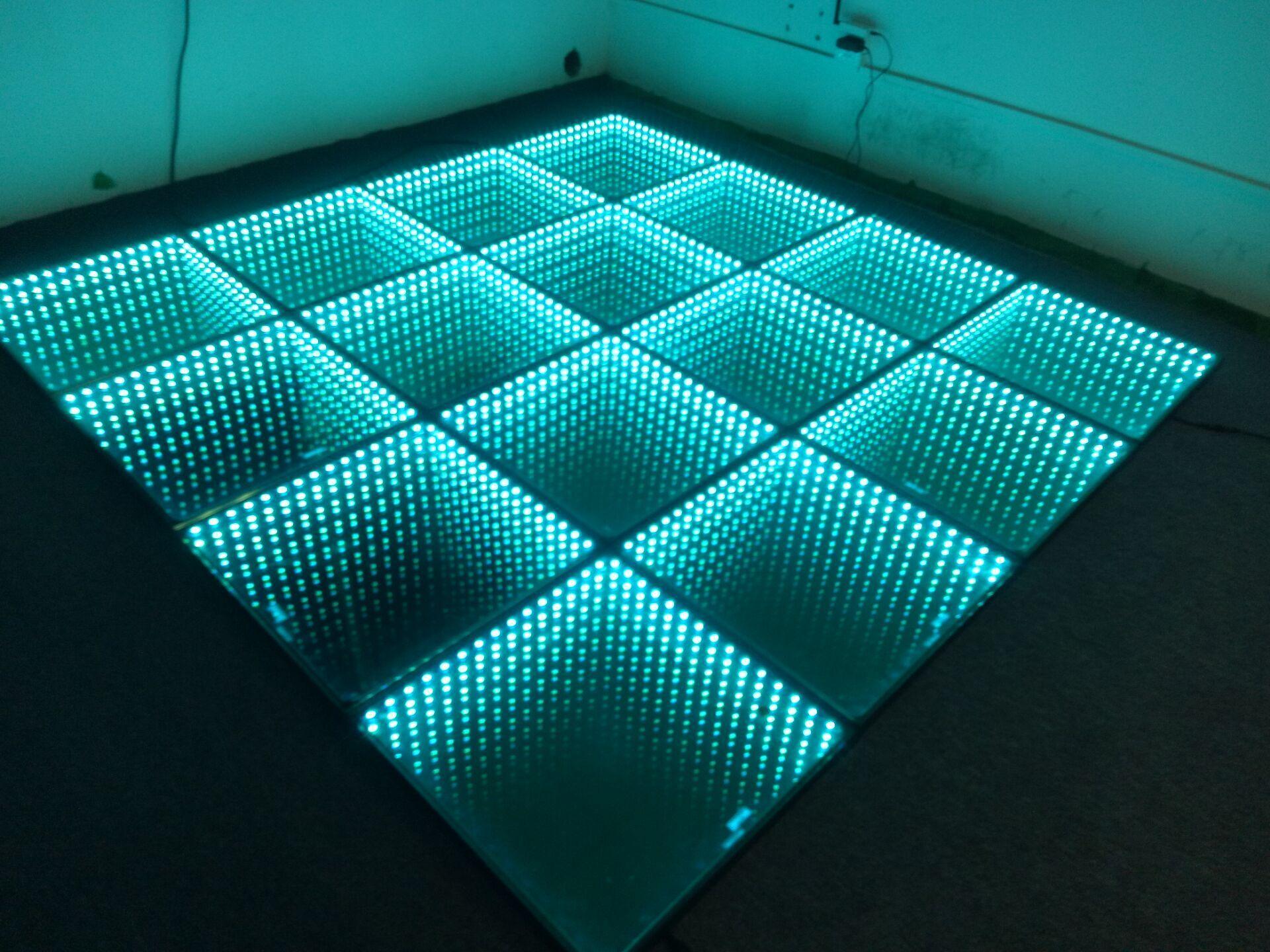 Led Dance Floor Tile Wholesale Part Event Companies 3d Led
