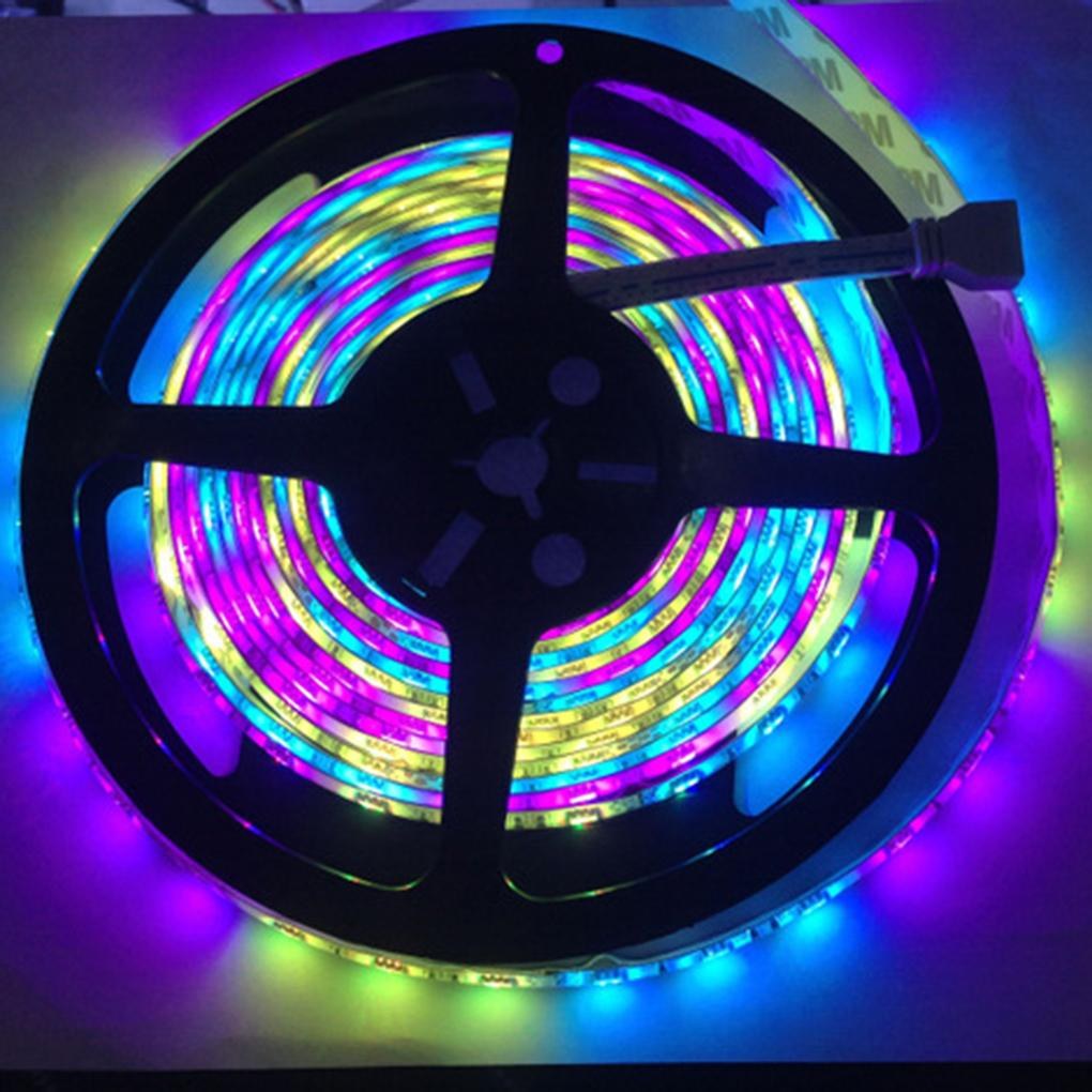 Wholesale diy 5m waterproof rope light flexible rgb white 5050 light wholesale diy 5m waterproof rope light flexible rgb white 5050 light strip kit useu plug party wedding festival decoration halloween string lights battery mozeypictures Gallery