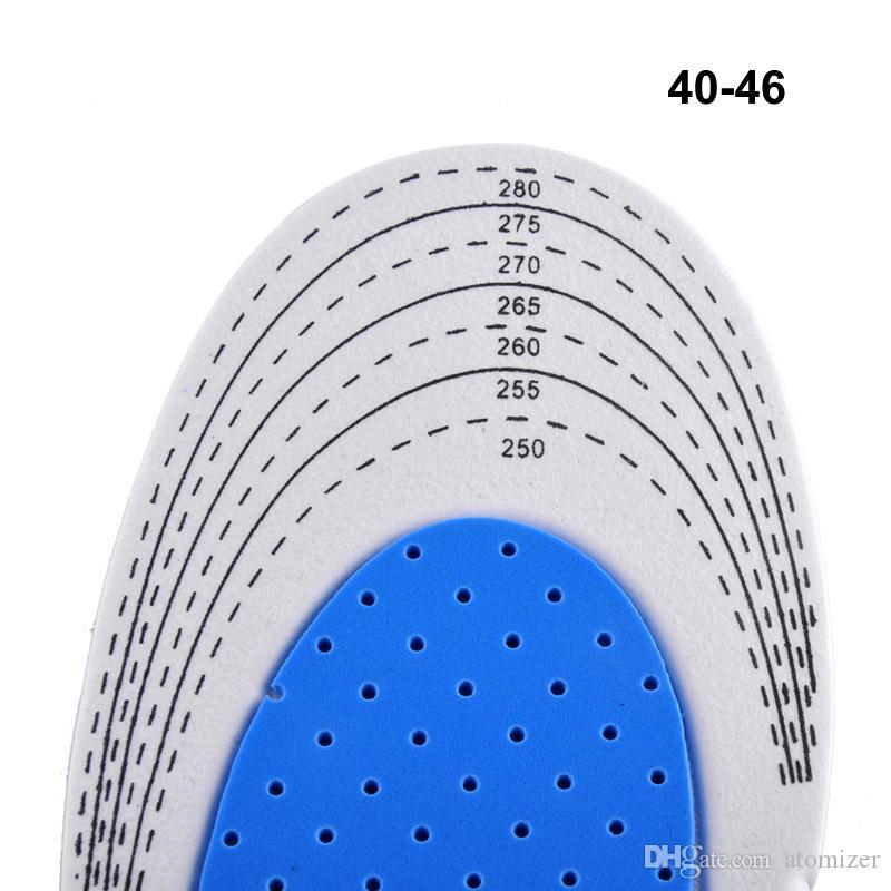 Unisex Orthesen Arch Support Schuh Pad Sport Running Gel Einlegesohlen Insert Kissen für Männer Frauen 0613027
