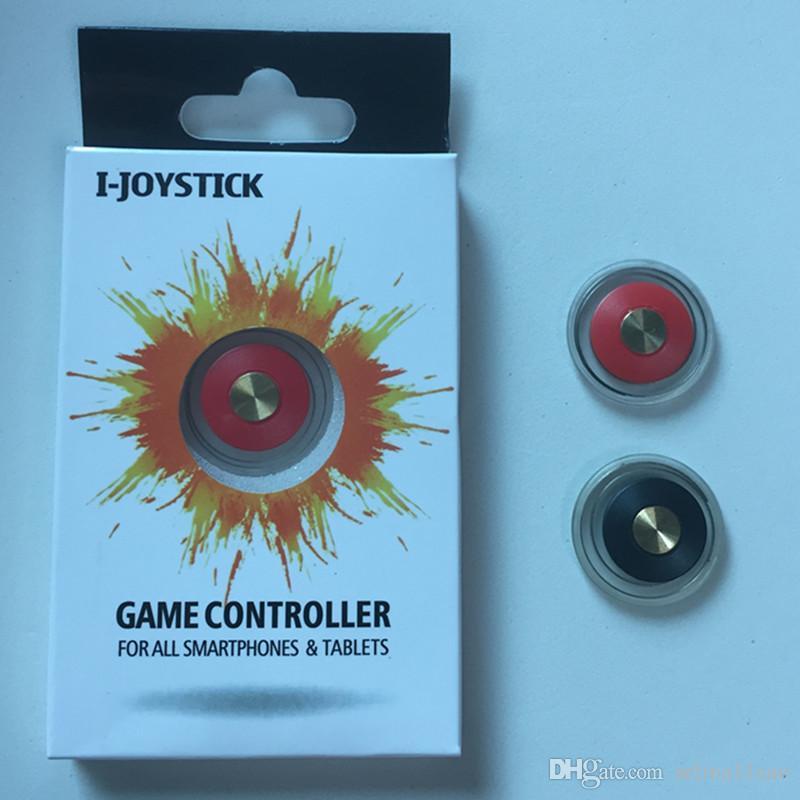 Joystick envío gratis mini simulador de vuelo dispositivo de pantalla táctil joystick inalámbrico móvil controlador de juego ipad para el teléfono inteligente Android