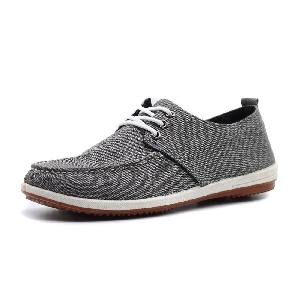 Wholesale Fashion Men Business Casual Shoes Walking Lowtop Spring Autumn  Oxford Dress Office Comfortable Lightweight Retro Male Footwear Casual Shoes