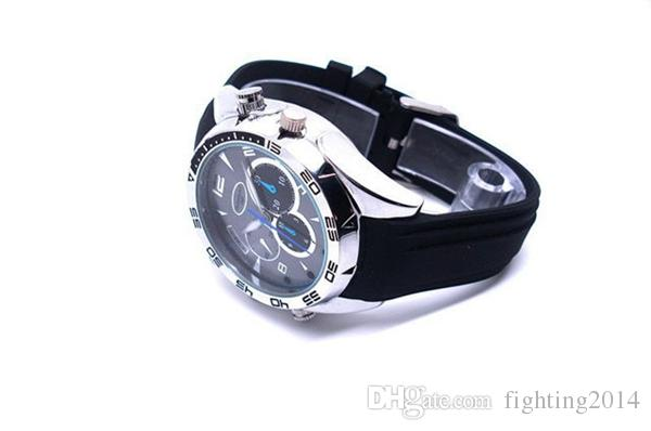 Full HD Sports Watch camera 8GB/16GB/32GB Waterproof night vision Wrist Watch DVR video recorder camcorder Cam Mini DV