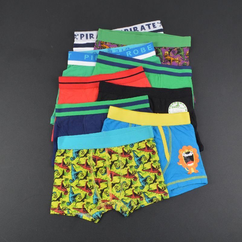 boys boxers Baby Kids Clothing Boys Underwear Panties Cotton children underwear Panties variety styles shipped randomly 932