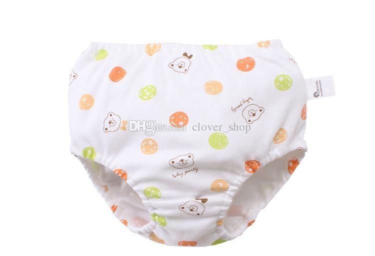 0-12M New Baby Cotton Underpants Newborn Baby Underwear Cotton Panties For Girls Kids Short Briefs Children Underpants Panties