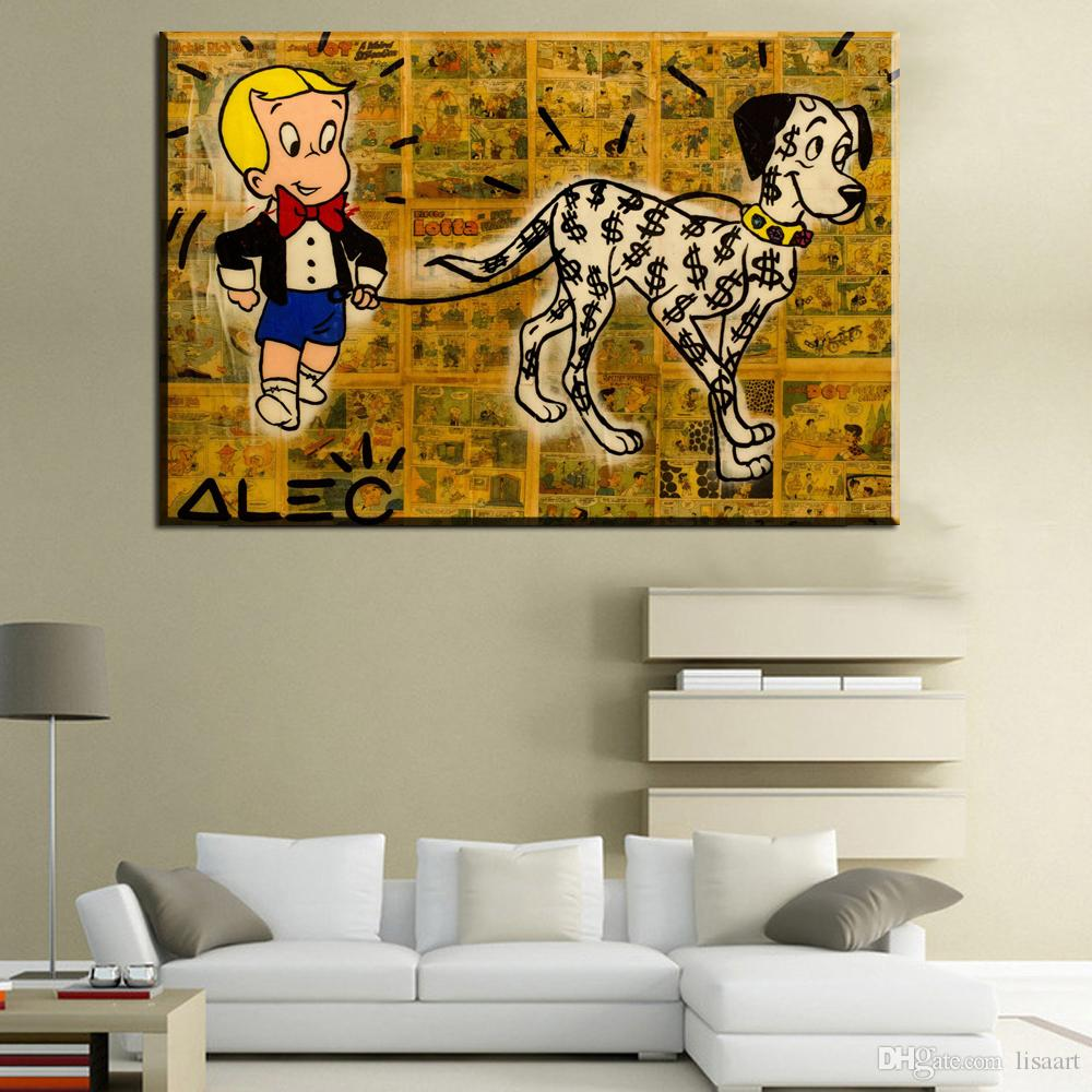 zz modern abstract huge wall art oil painting on canvas