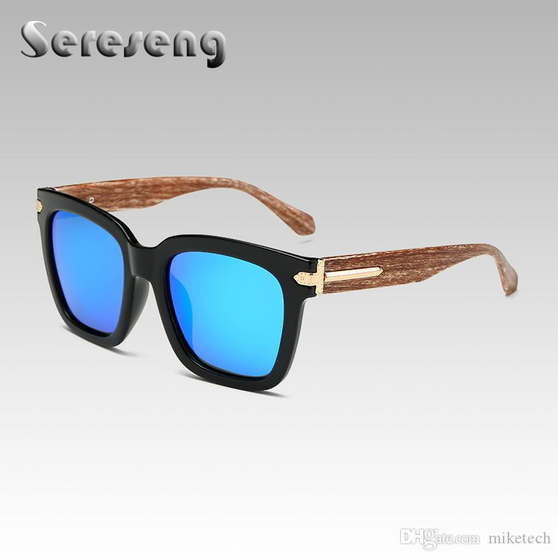 e2fe0a6d9089a 2019 2017 Luxury Vintage Sunglasses Women Brand Designer Sun Glasses  Fashion Men Polarized Eyewear UV400 P0814 From Miketech