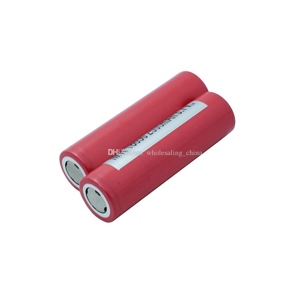 Original HE2 18650 2500 mah für 18650 batterie Hohe ablauf 2500 mah HE2 18650 35A batterie wiederaufladbare li-ionen-batterie FEDEX Kostenloser Versand