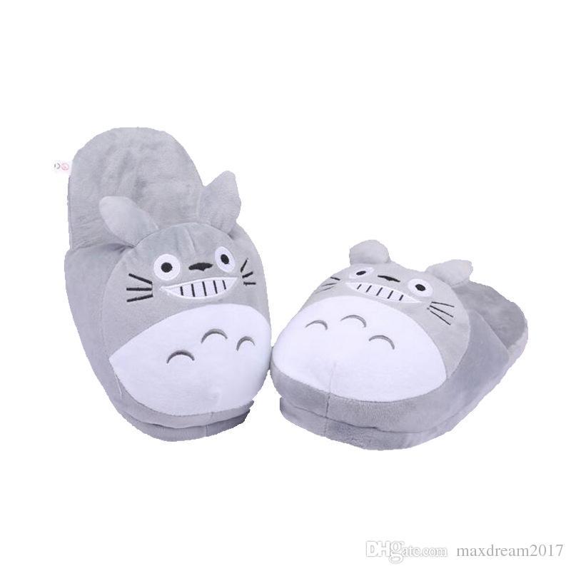 PANTOUFLE.FR Chaussons Chat-Bus Totoro pour Adulte