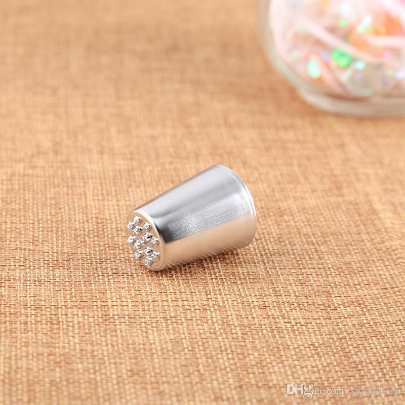 Cake Piping Nozzles Stainless Steel Pastry Icing Flower Tips Cake Decorating Mouth Cream Icing nozzles LZ0696