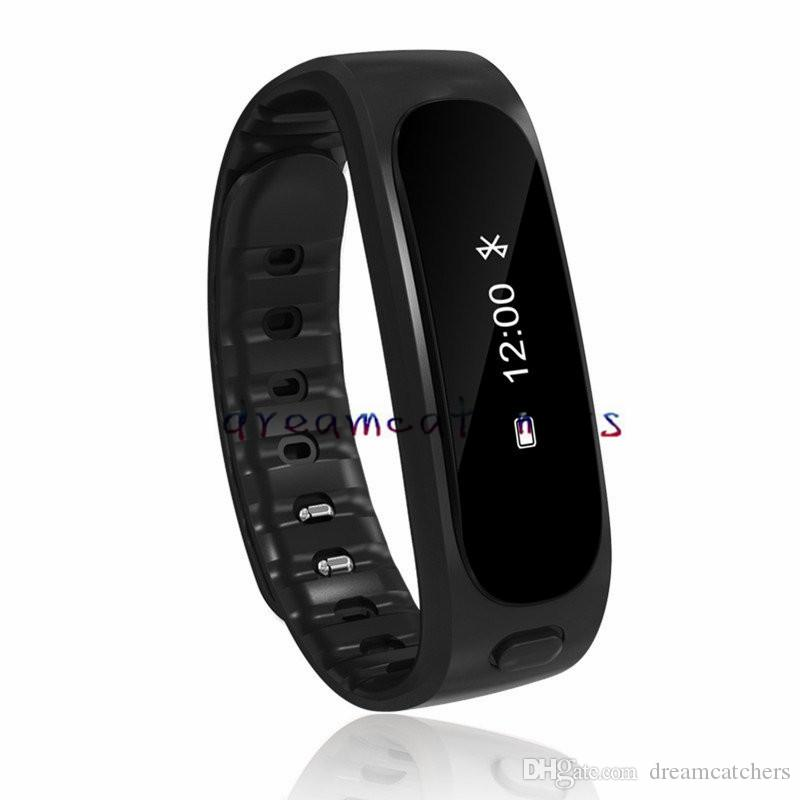 Sport Bracelet Watch Wristwatch Band H9 Smart Wristband Waterproof Anti-lost Smartwatch Bluetooth Pedometer for iPhone Samsung Android iOS