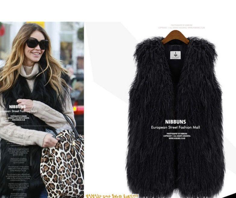 Inverno novas Mulheres Faux Fur Xale casaco colete no longo parágrafo imitação de praia colete de lã colete de pele ombro Casaco Outerwear casacos das mulheres