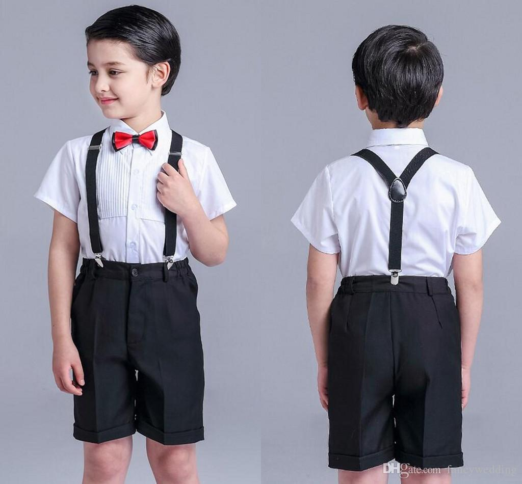 Kids Suspenders. A special occasion coming up? Dress your little boy up in the most dapper outfit with a stylish touch: kids' suspenders! This must-have accessory makes a super spiffy addition to any look.