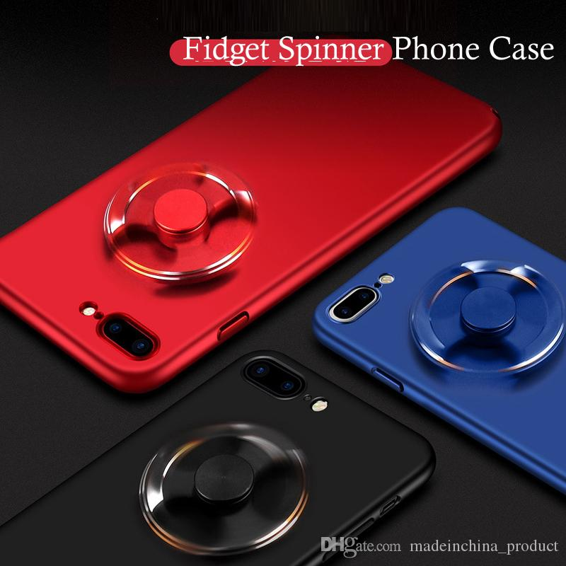 Fashion Men Case For Iphone 7 Plus Hard PC+Alloy Toy Phone Cases For ... 2e440704d