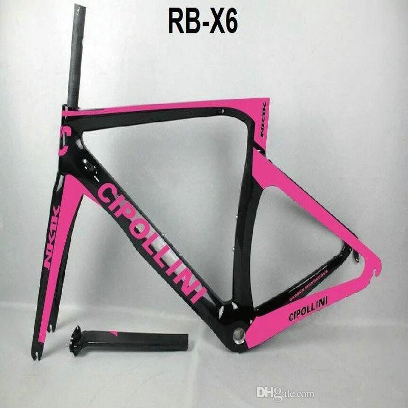Newest MCipollini NK1K T1000 1K or 3k frame Full Carbon Road Bike Frame,fork,headset,seatpost Size:XXS,XS,S,M,L, bicycle frameset