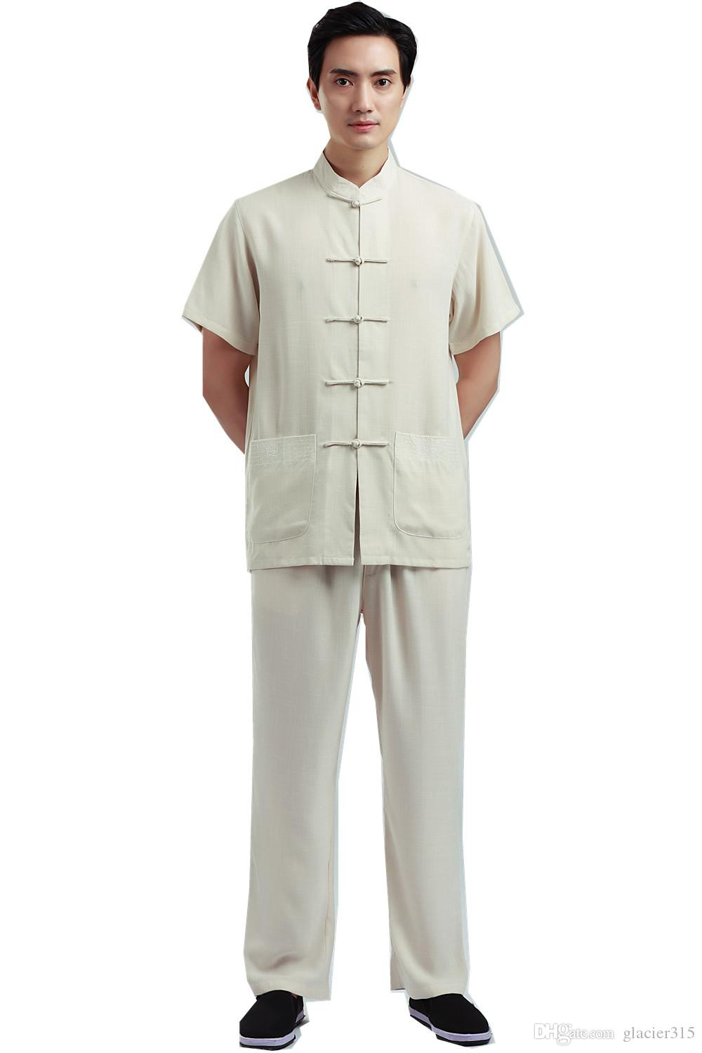 656b884f42e 2019 Shanghai Story Chinese Kungfu Clothing Wing Chun Kung Fu Traditional  Chinese Male Clothing Kung Fu Suits From Glacier315