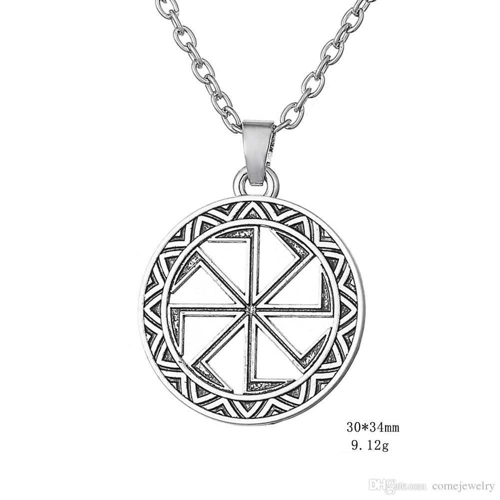 Newest Hollow Pendant Necklace Mens Vintage Necklace Hamas Amulets Men Pendant Necklace