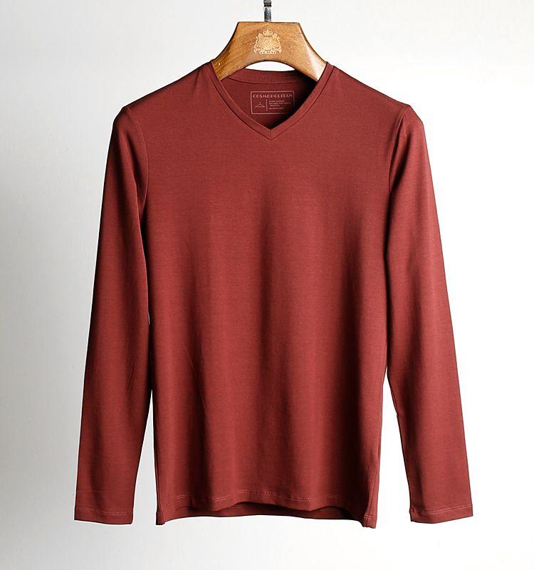Men T Shirt Long Sleeve ~ Men S Luxury T Shirt~designer T Shirts ...