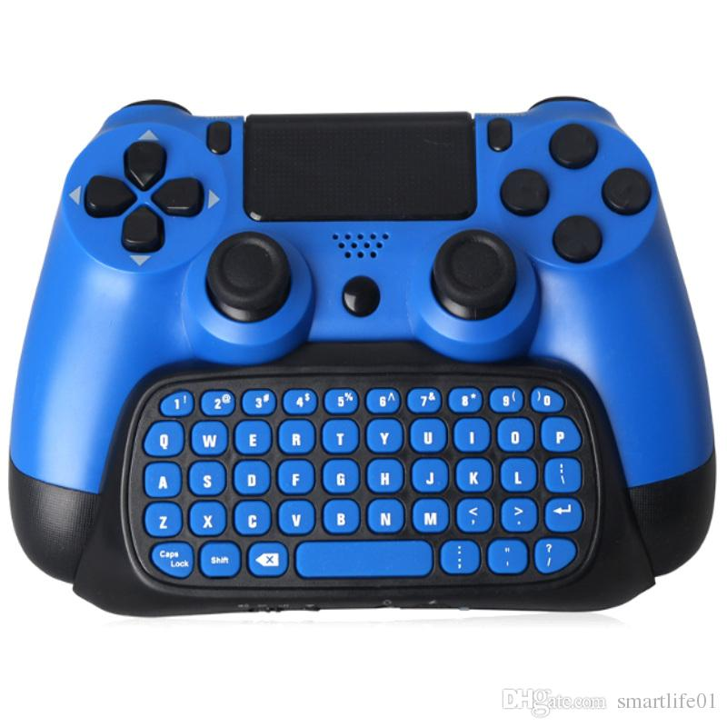 Tp4 022 2 4ghz Wireless Keyboard Gaming Keyboard Control For Ps4 Mini Keyboard 3 Controller Wireless Arcade Controller From Smartlife01 20 34