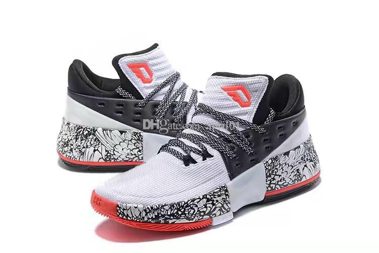 2c091a8aaf9 adidas d lillard 2 performance review 4  2017 new d lillard dame 3 men  basketball shoes chinese new year rip city boots sneakers