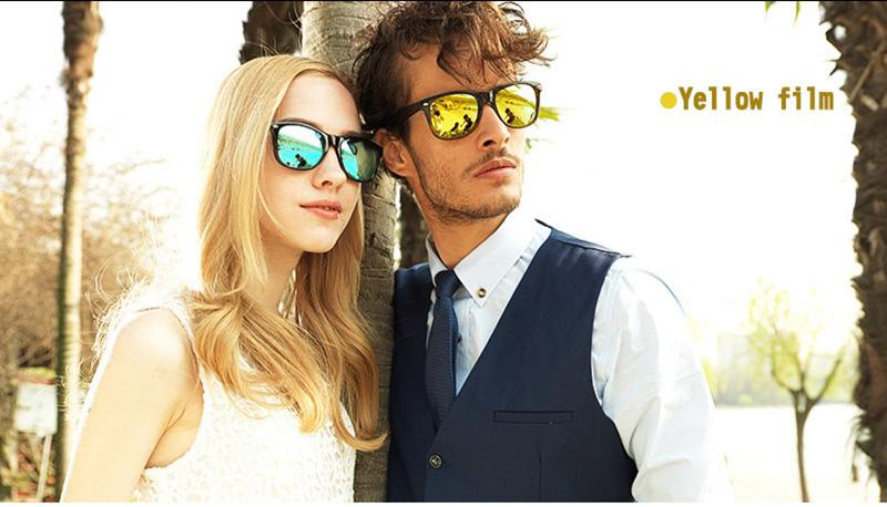 c92dbdb89399 2016 Summer Style Colorful Lens Men Sunglasses Vintage UV Protection Anti  Radiation Sunglasses Women Glasses Best Sunglasses For Men Vuarnet  Sunglasses From ...