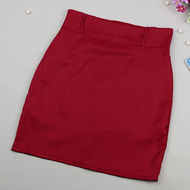 f31ac2716 Compre Doble Victoria 2016 Nueva Moda Mujeres Traje De Ocupación Paquete  Hip Lápiz Falda Elegante Vocacional OL Faldas A $24.13 Del Akaya | ...