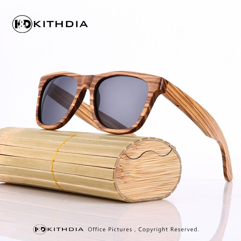 b6f39013525fe Wholesale- Wooden Sunglasses Polarized Men Bamboo Sunglasses Case Women  Brand Designer Vintage Wood Sun Glasses Oculos De Sol Masculino Glasses  Stylish Wood ...