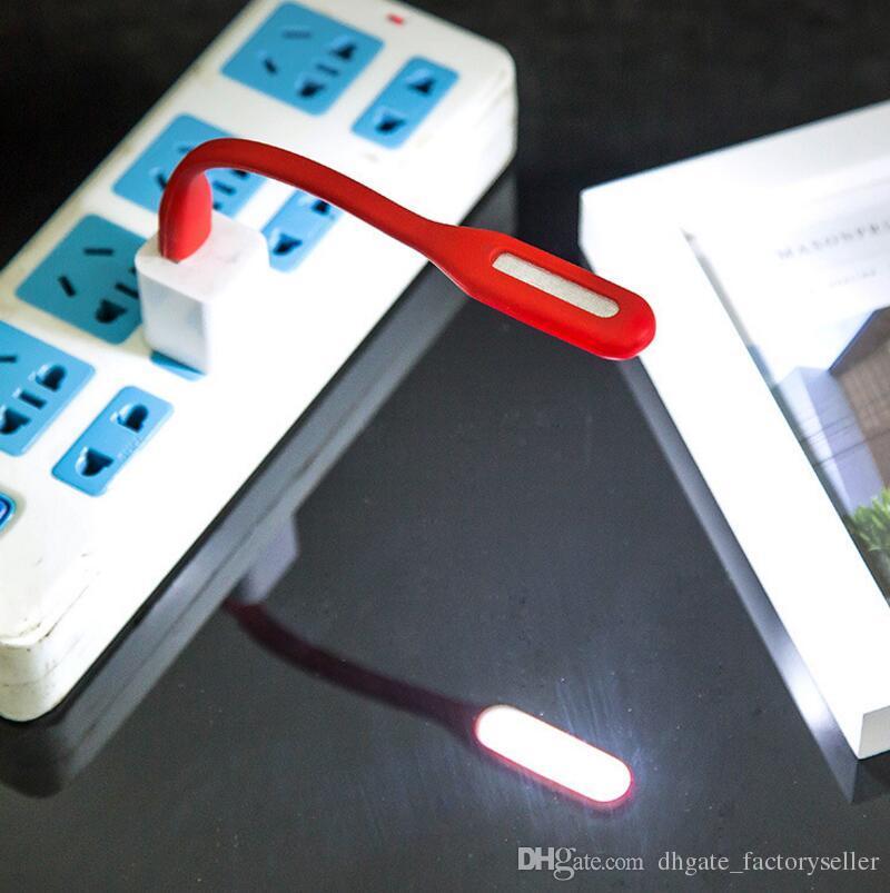 Мини-USB свет Xiaomi светодиодные гаджет портативные bendable Спорт на открытом воздухе мягкая светодиодные с розничной упаковке