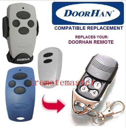 DOORHAN Replacement Rolling Code Remote Control Transmitter top quality