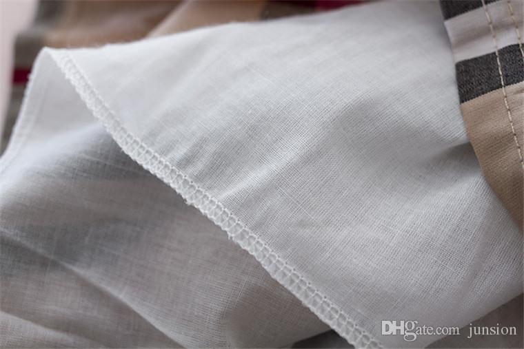 Neue Ankunft Mädchen Baby Kleider England Stil Kinder Set 2017 Sommer T-shirt + Kurzer Rock 2 Stück Kinder Tragen Anzug Baumwolle 100%
