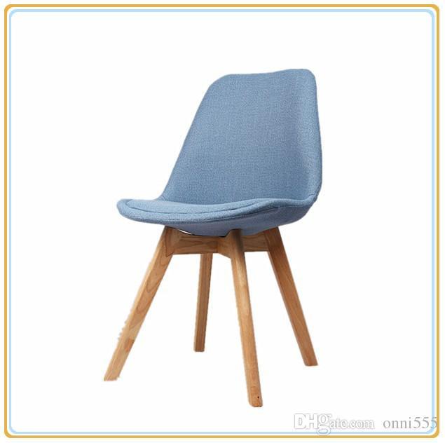 Großhandel Outdoor Freizeit Stühle / Esszimmer Stühle / Freizeit Garten  Stühle / Restaurant Stühle / Stühle Mit Blauen Pu Abdeckung Von Onni555, ...