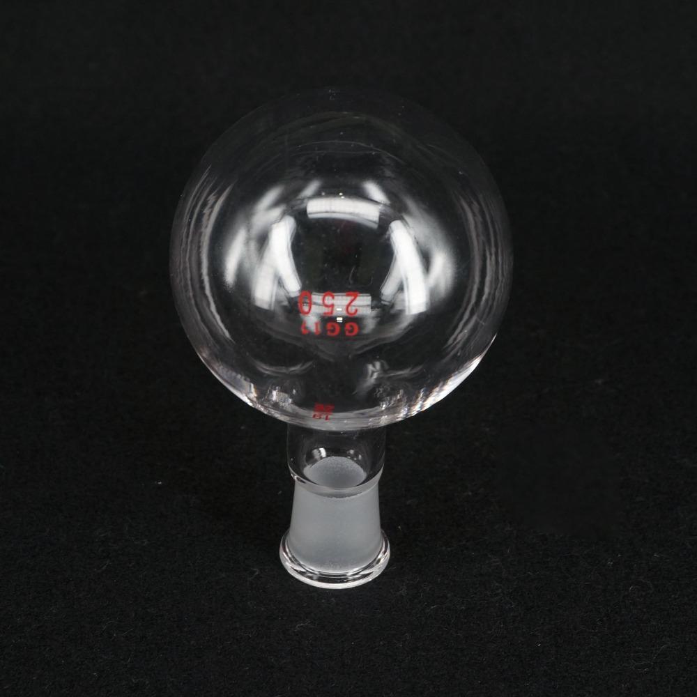 Compre Al Por Mayor 250ml Quickfit 19/26 Socket Lab Glass Flask ...