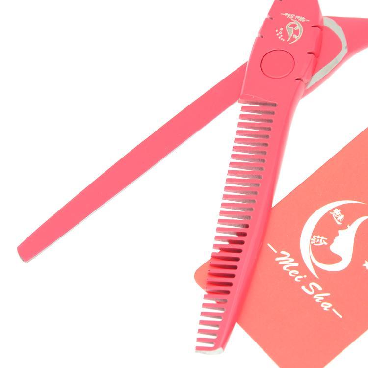 "5.5"" 6.0"" Meisha JP440C Professional Hairdressing Scissors Kits Cutting & Thinning Hot Selling Scissors Barber Shears for Home Used,HA0185"