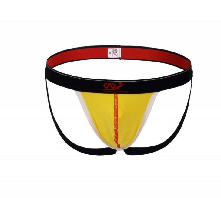 Coton Sexy G string pour homme Double Thong Weekly Panties pour gay S M L livraison gratuite