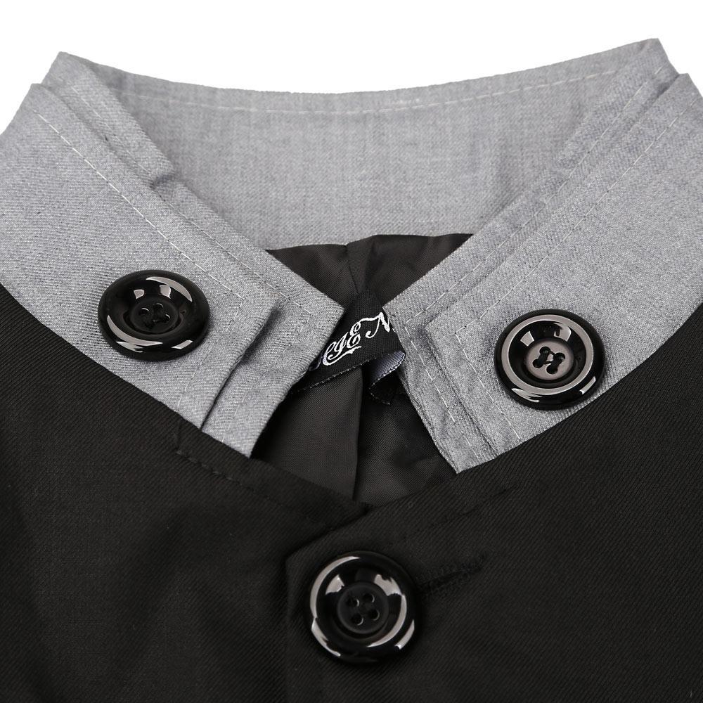 Factory-Direct-Odzież Moda Kostium Mężczyzna Stand-Up Brand-Clothing Collar Blazer Masculino Kurtka Płaszcz Americana Hombre LB