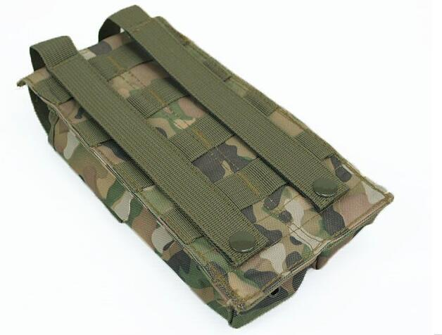 Combat P90 Airsoft Molle Double Tactical UMP Magazine Pouch Outdoor Tactical Bags holsters