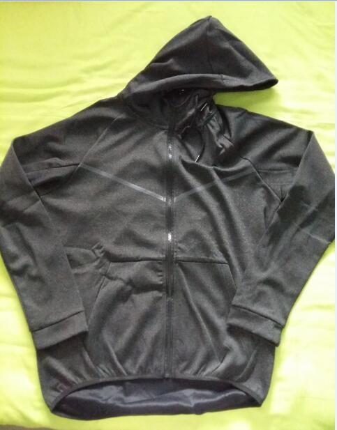 sports INKIAD veste homme, plus veste décontractée épaississement de velours, chapeau chandail à capuchon à glissière