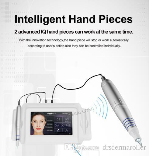 2017 Intellegent Artmex V8 Tattoo Permanent Makeup Machine Touch Screen 2 pens PMU