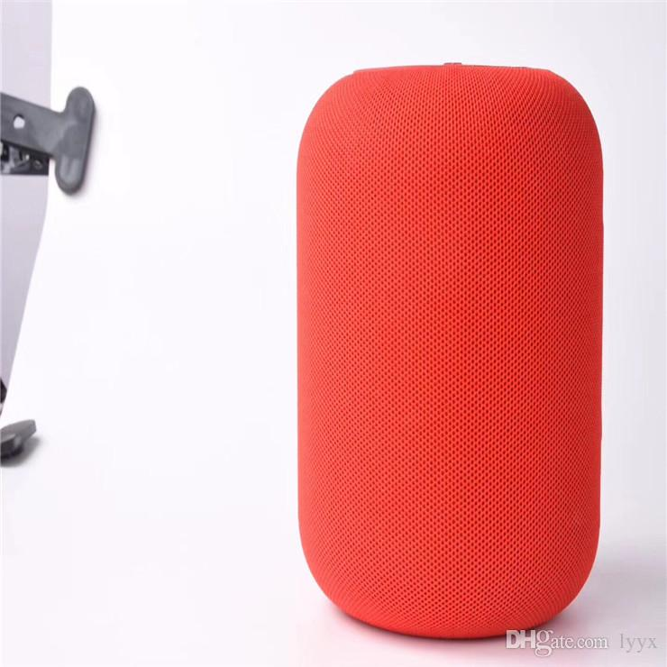 High-end Quality Wireless Bluetooth Speaker E8+ Portable Large Portable Cloth Bluetooth Audio, The Best Sound Quality, Factory Direct