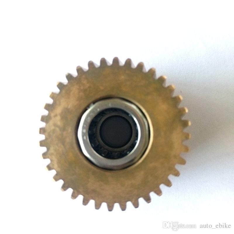 Tongsheng tsdz2 en plastique / engrenage en métal pour 36v / 48v tsdz moteur moteur de remplacement