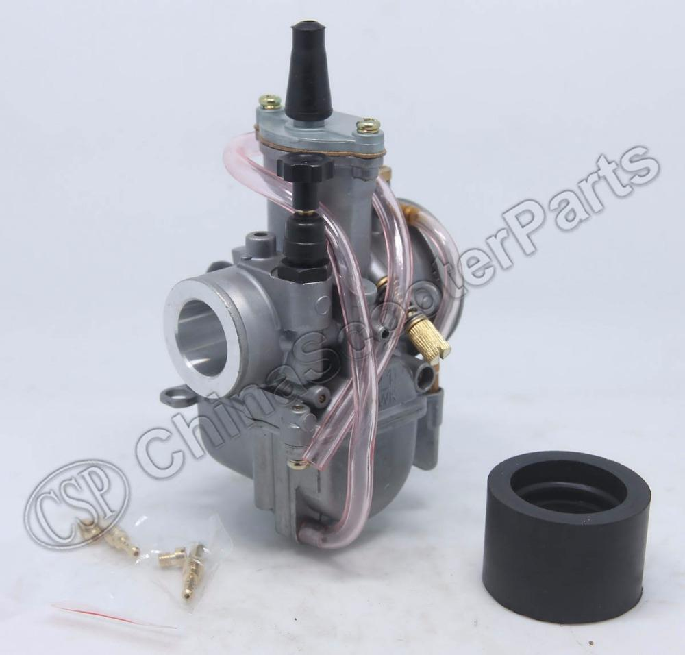 Atv Parts & Accessories United 26mm Carburetor 125cc 200cc Atv Quad Dirt Bike Motorcycle Parts