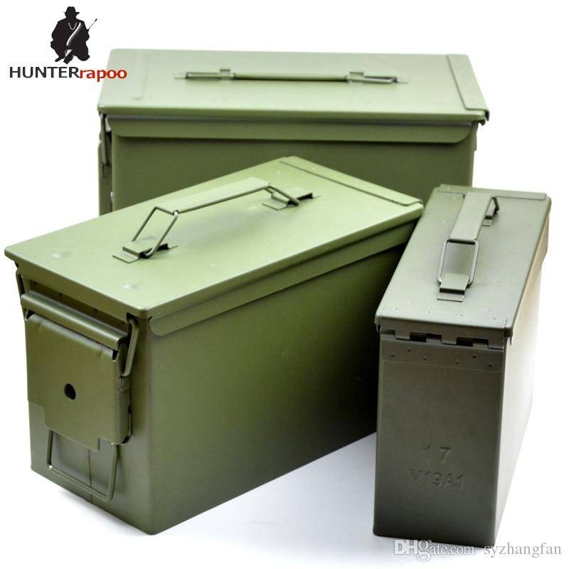 2018 Kit New 30 / 50 Cal Metal Ammo Can M19a1 M2a1 Pa108 Military And Army All Metal Box For Long Term Storage Ammunition Case From Syzhangfan ...  sc 1 st  DHgate.com & 2018 Kit New 30 / 50 Cal Metal Ammo Can M19a1 M2a1 Pa108 Military ... Aboutintivar.Com