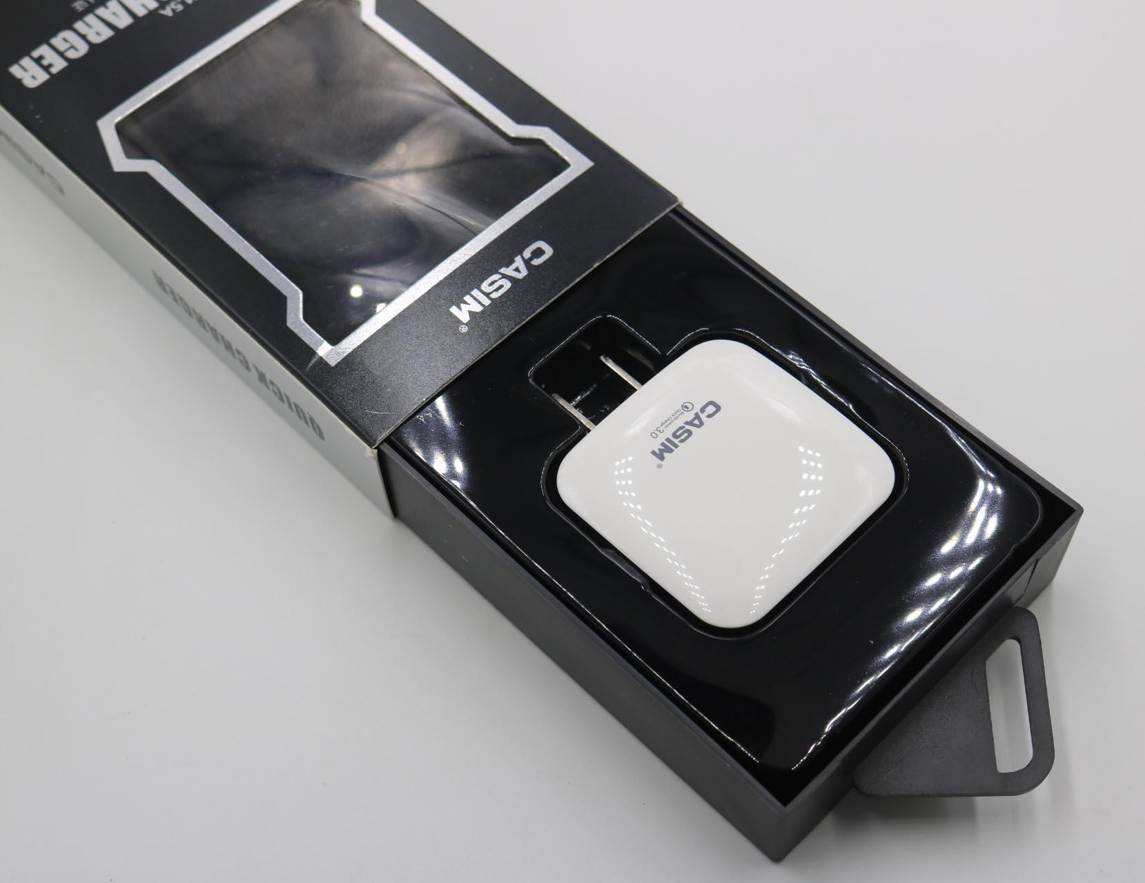 CASIM Hızlı Şarj Adaptörü Için Süper hızlı Şarj iphone6 artı 4 5 6 S 7 AC 100 V-240 V 50/60 HZ, DC 12 V-1.5A max