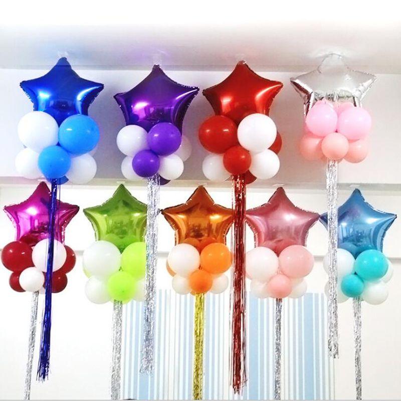 Inflatable Cartoon Tassel Balls Party Decorations Balloons - Party decorations balloons