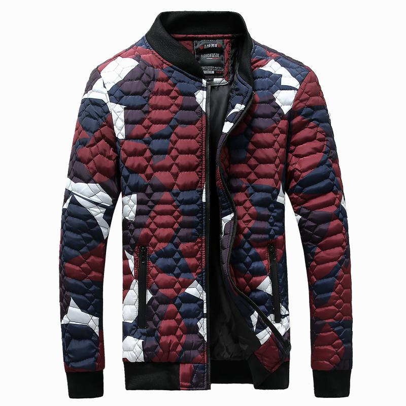 e66f66a8864c4 2019 Wholesale New Arrivals Fashion Men Winter Jacket Army Camouflage Hooded  Down Parka M L XL XXL 3XL AA9 From Hoto, $41.26 | DHgate.Com