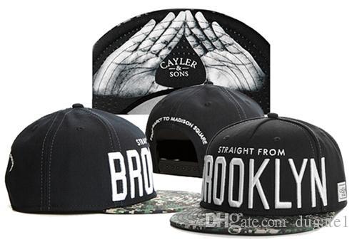 5982ca1a5b0 Snapbacks Cayler   Sons Hip Hop Fashion Snapbacks Adjustable Hats ...
