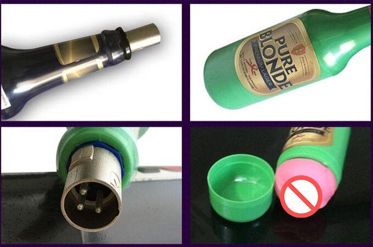 26 * 7 cm Vert Noir Complet Automatique Sex Machine Accessoire Mâle Masturbateur Tasse Silicone Masturbation Sex Toys pour Hommes E5-2-2