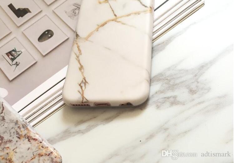 غطاء رخام كروم لآيفون 7 غطاء سيليكون فاخر رخام غطاء ل iPhone X 7Plus 6s 6 Plus 8 TPU حقيبة هاتف لسامسونج s8 s8 plus