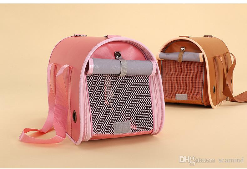 Portable Soft Pet Dog Cat Carrier Comfort Breathability Travel Tote Shoulder Bag Crate Cage House Kennel Pet Cage Outgoing Travel Bag